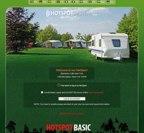 Hot spot Wi-Fi da condividere
