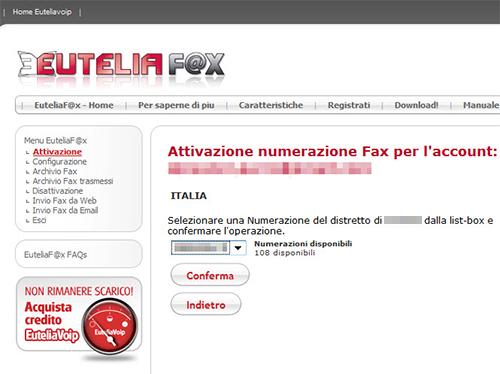 Fax 02 Ricevere Fax Gratis via Email