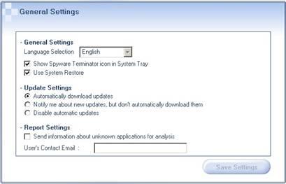WinTricks it - Spyware terminator