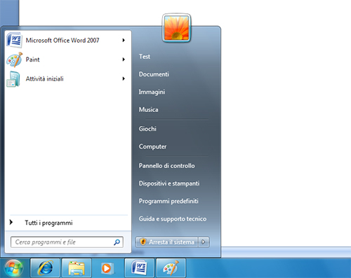 i giochi predefiniti di windows 7