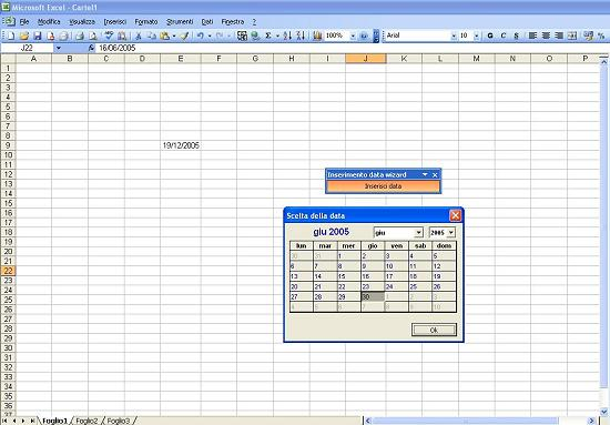 Inserire Calendario In Excel.Wintricks It Creare Un Calendario In Microsoft Excel