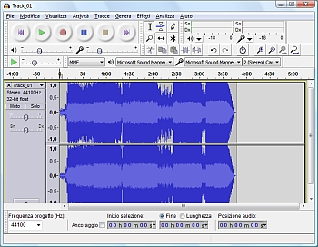 Audacity 2.1.1 in News SOFTWARE