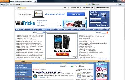 Mozilla Firefox 6.0.1