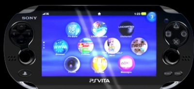 La console portatile PlayStation Vita