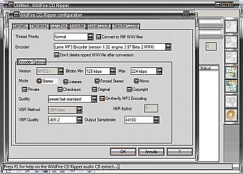WildFire CD Ripper 4.0.3.0