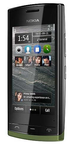 Nokia 500: il primo Symbian Anna con CPU a 1 GHz